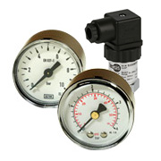 Manometry i Czujniki do Pomiaru Ciśnienia | Pneumatig